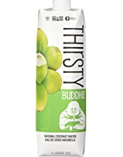 Thirsty Buddha All Natural Coconut Water-1 Litre Tetra Prisma