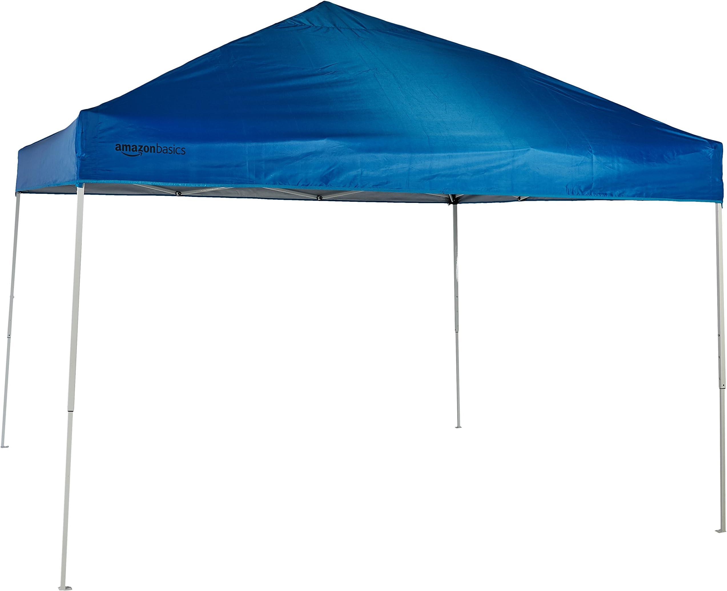 AmazonBasics Pop-Up Canopy Tent - 10u0027 x ...  sc 1 st  Amazon.com & Amazon.com: Canopies - Canopies Gazebos u0026 Pergolas: Patio Lawn ...