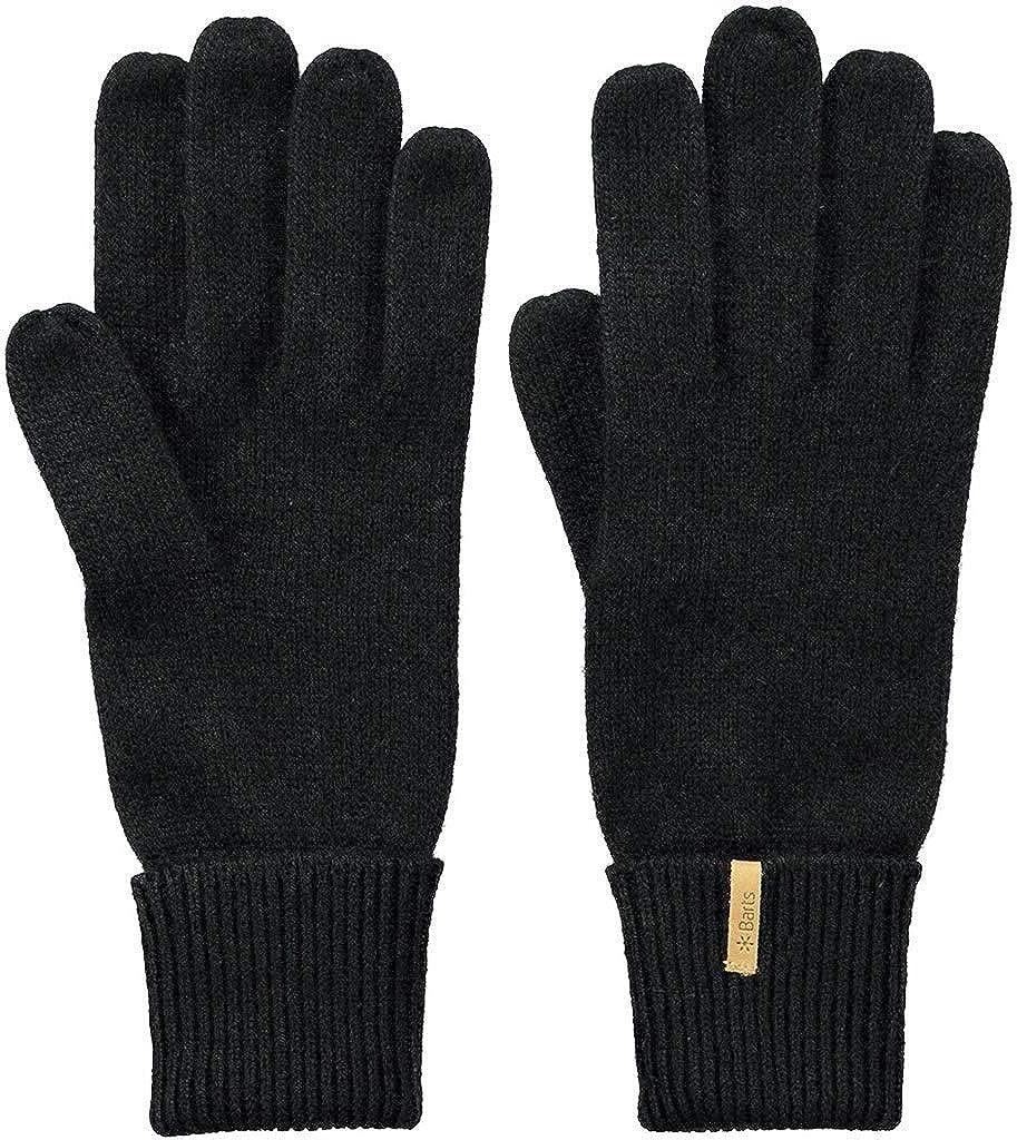 Fine Knitted Gloves Finger Gloves Fine Knitted Barts Womens Gloves Uni