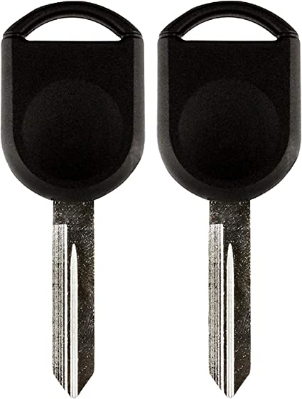 Car Transponder Chip Key Blank 40BIT For 2001 2002 2003 2004 2005 Mazda B-Series