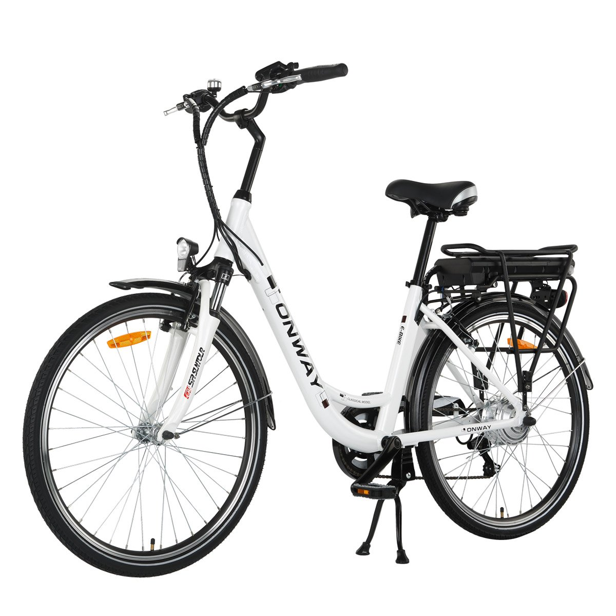 Top 20 Best Pedal Assist Electric Bicycles 2019 2020 On
