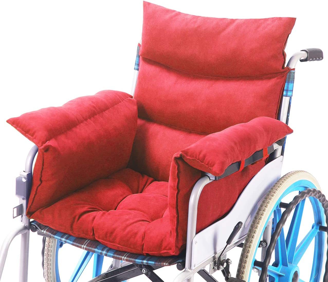 Trendcode Wheelchair Cushion Soft Cotton Wheelchair