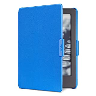 Amazon Cover for Kindle (8th Generation, 2016 - will not fit Paperwhite, Oasis or any other generation of Kindles) - Blue