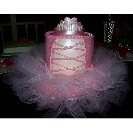 Weihnacht Torten Tütü Kuchen Balonrock Stuhl Bezüge Ballettröckchen