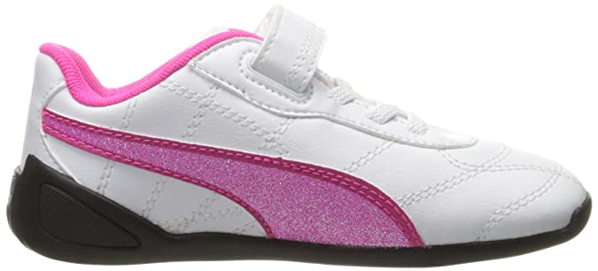 PUMA Kids Tune Cat 3 Glitter V Inf Sneaker 4 M US Toddler 36283901