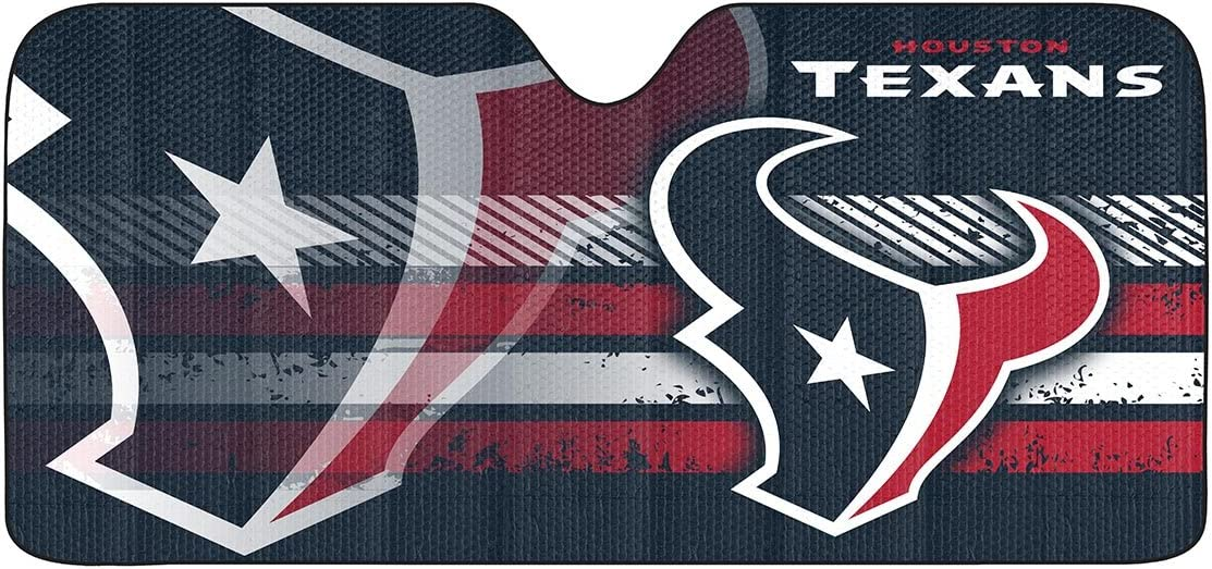 NFL Houston Texans Universal Auto Shade