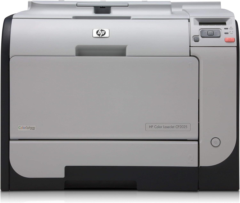 HP Laserjet CP2020 CP2025N Laser Printer - Color - 600 x 600 dpi Print - Plain Paper Print - Desktop CB494A (Renewed)