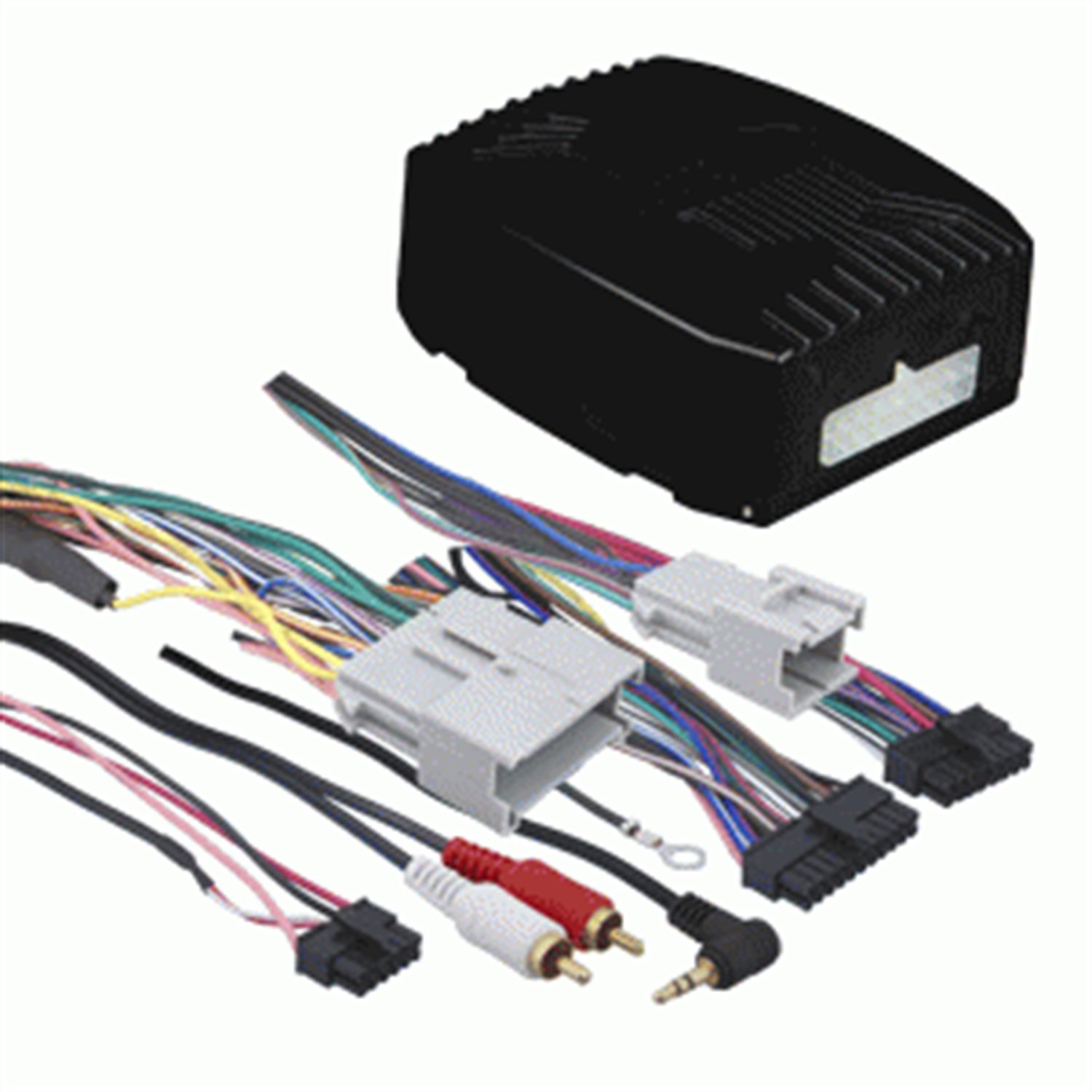 71gc2zPTrML._SL1500_ amazon com axxess gmos 014 gm factory integration interface Car Stereo Wiring Colors at bayanpartner.co
