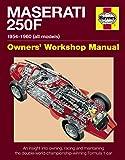 Maserati 250F Manual: 1954-1960 (all models) (Haynes Owners Workshop Manuals (Hardcover))