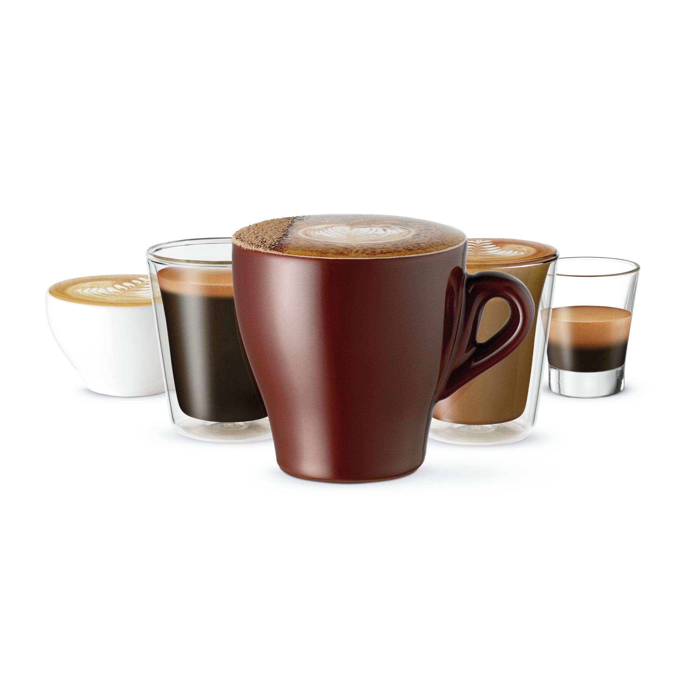 Breville-Nespresso USA BNE800BSSUSC Nespresso Creatista Plus Coffee Espresso Machine, 1, Stainless Steel by Breville