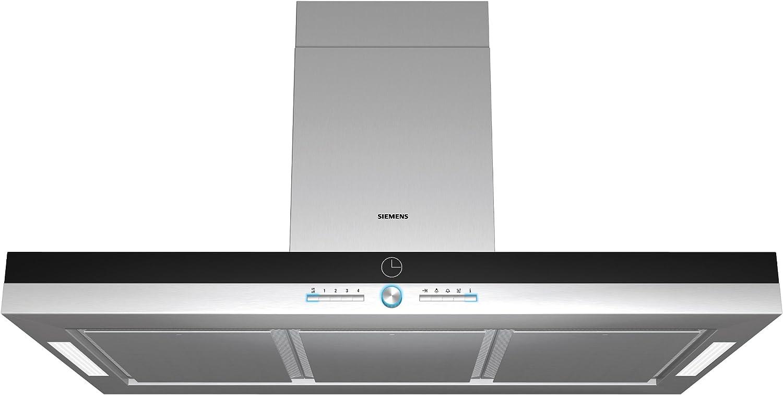 Siemens LF259BL90 - Campana Isla Lf259Bl90 Con Extra Silencio: Amazon.es: Hogar