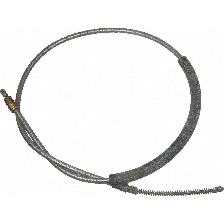 Rear Wagner BC120899 Premium Parking Brake Cable