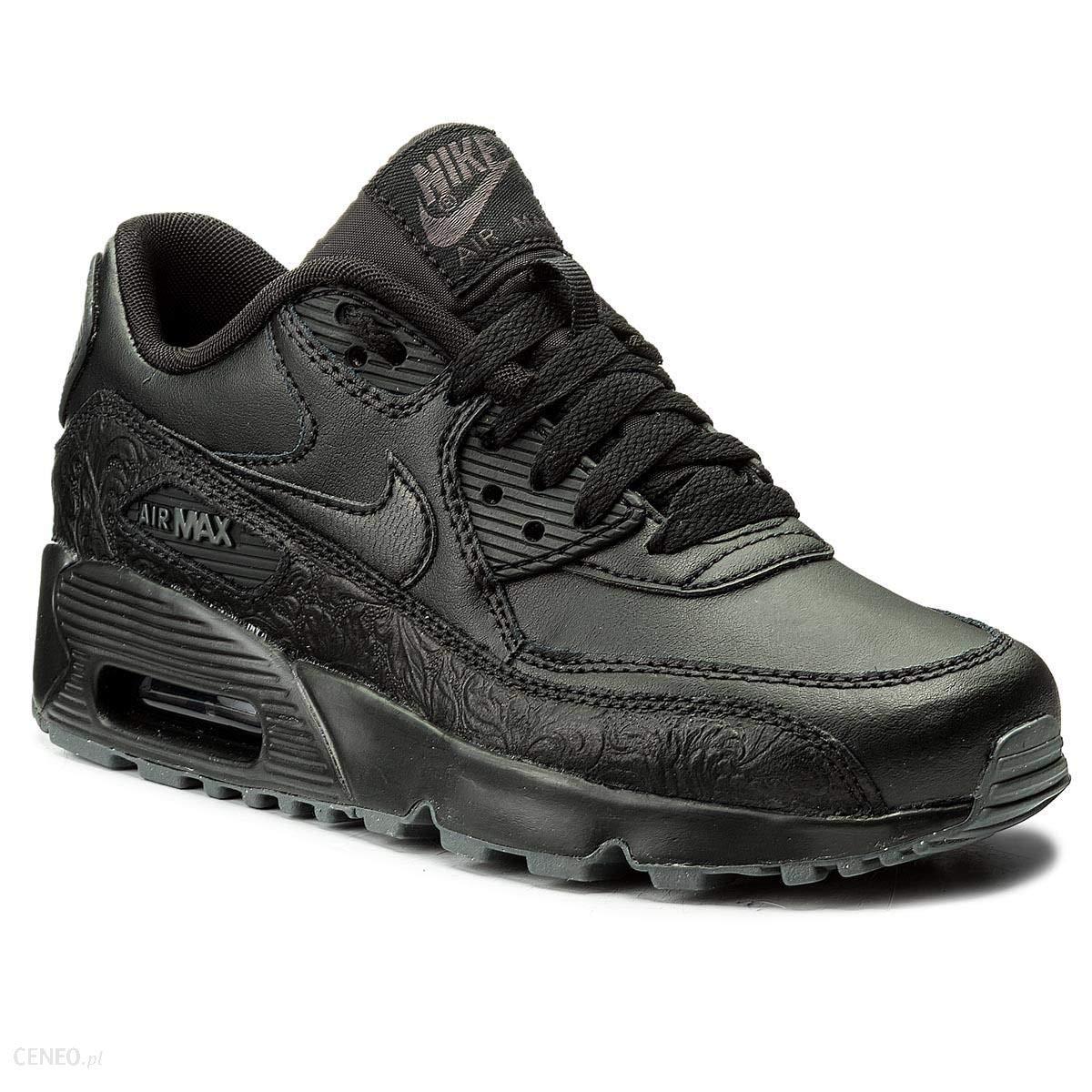 Nike Air Max 90 Leather 897987 001 897987001 Colore: Nero