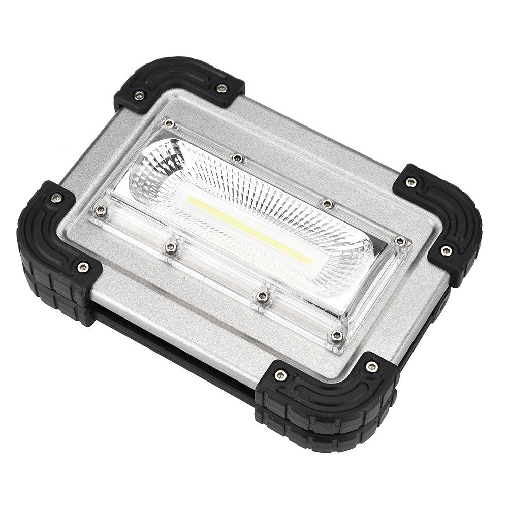30W USB COB LED Portable Rechargeable Flood Light Spot Work Camping Outdoor Lamp by Dressffe by Dressffe (Image #3)