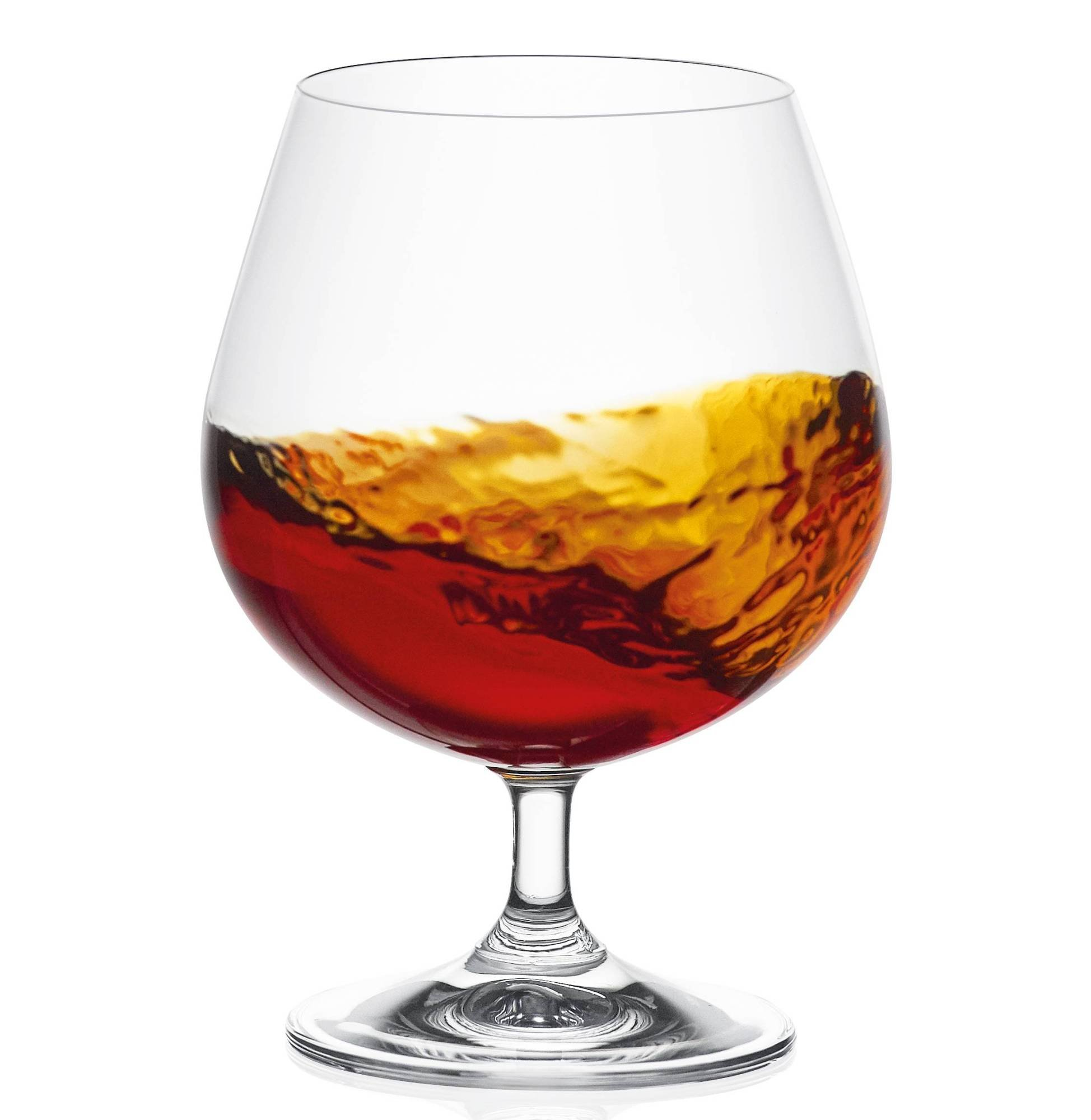 RONA Gala Brandy Glass, 14 oz, Set of 6 by RONA