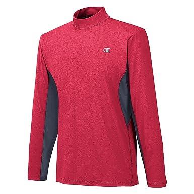 27aca884 Champion Men's Chrono Mock at Amazon Men's Clothing store: Athletic Shirts