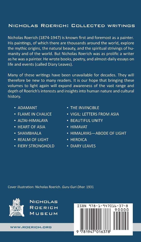 Amazon.com: Himavat: Diary Leaves (9781947016378): Nicholas Roerich: Books