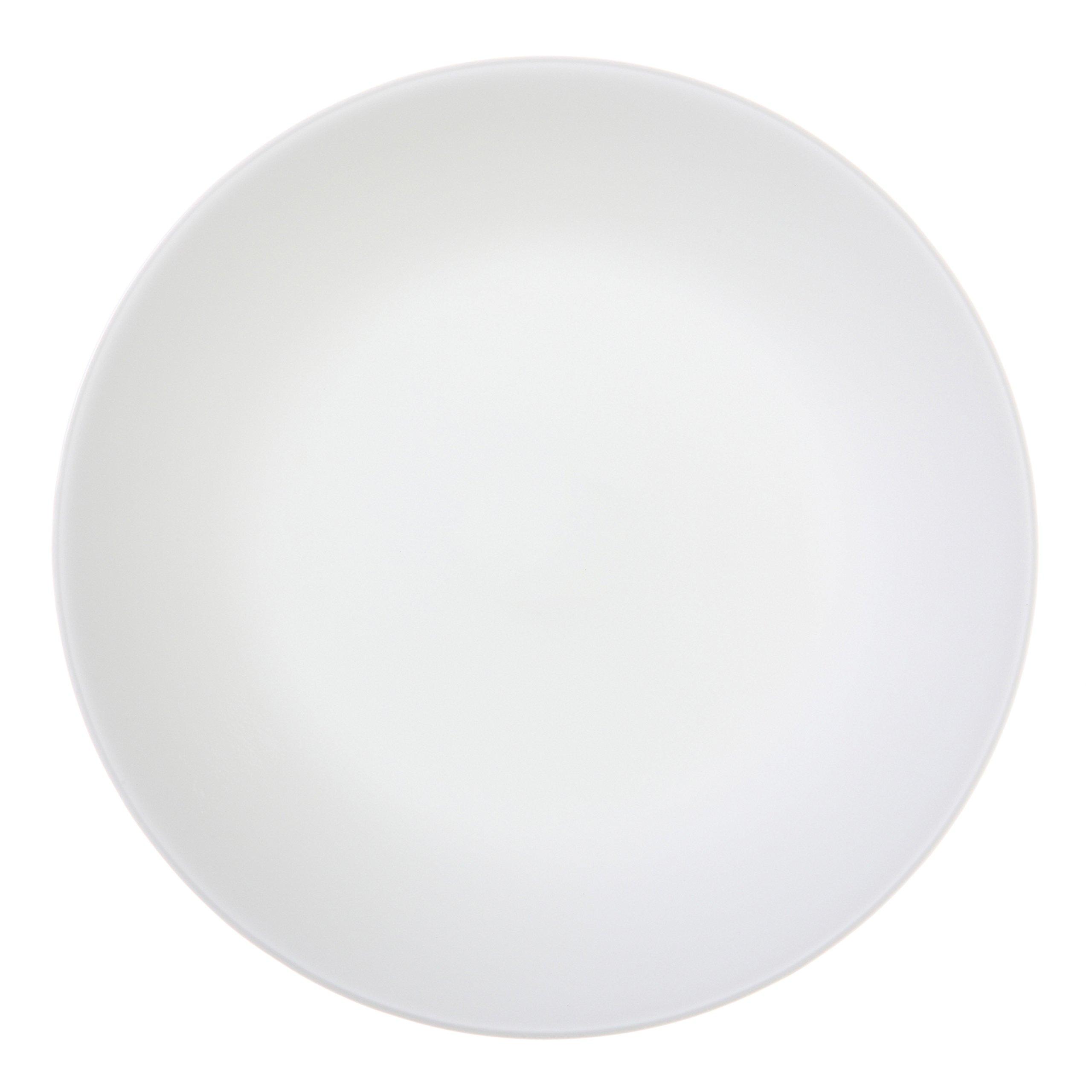 Corelle Winter Frost White 6-3/4-Inch Plate Set (6-Piece) by Corelle