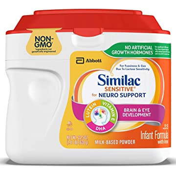 best Similac Sensitive reviews
