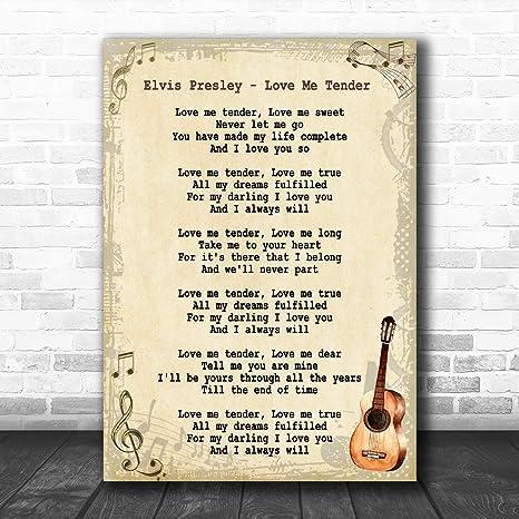 Tender love song