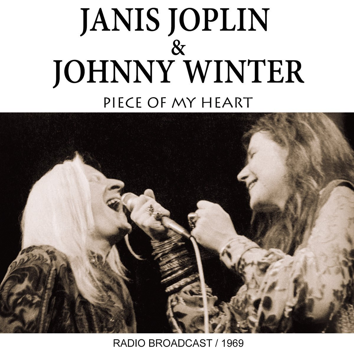 JANIS JOPLIN AND JOHNNY WINTER - Piece Of My Heart 1969 - Amazon.com Music