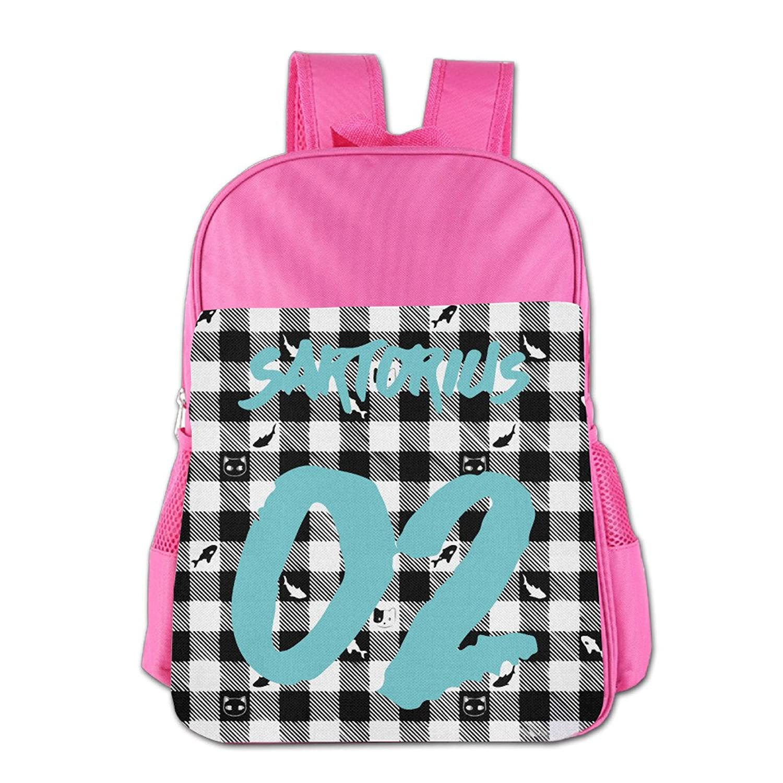 jacob sartorius logo school backpack 4 15 years kids