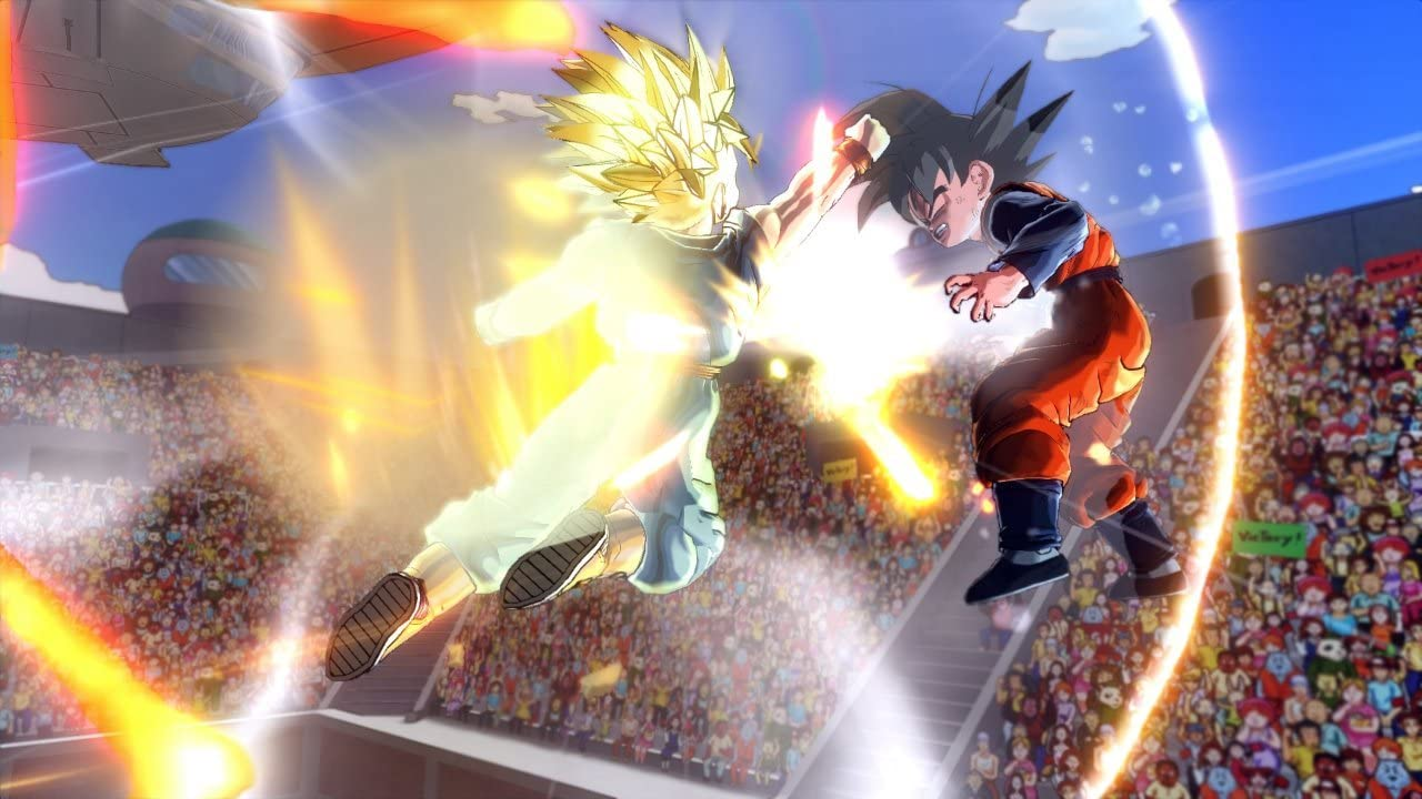 Amazon.com: Dragon Ball Xenoverse - Xbox One: Bandai Namco ...