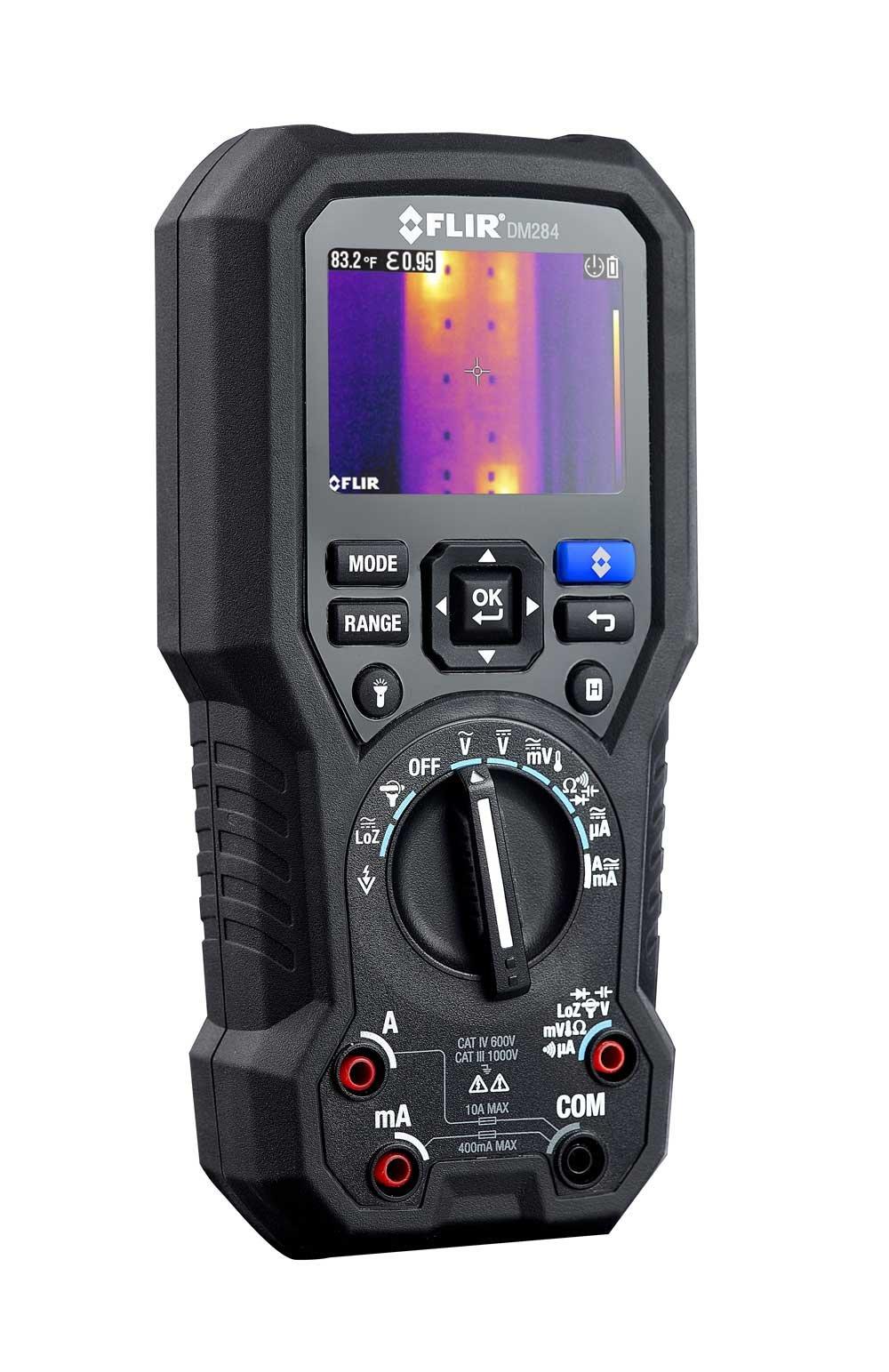 FLIR DM284-KIT Professional Imaging Multimeter Kit