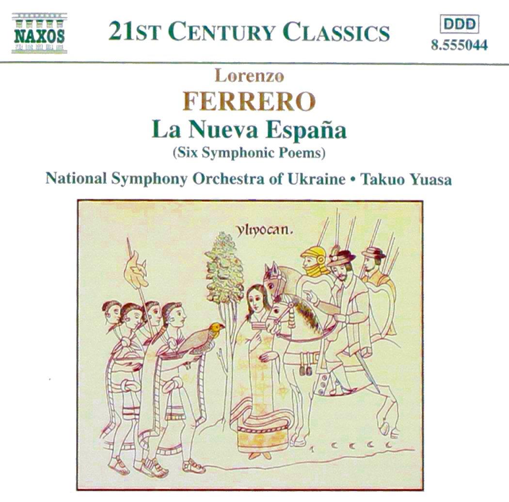 Lorenzo Ferrero: La Nueva España : Ferrero: Amazon.es: Música