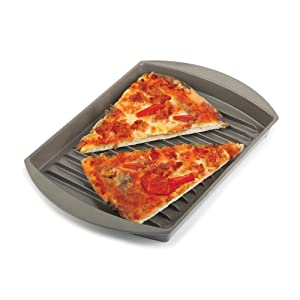 Prep Solutions by Progressive PS-76GY Without Lid Microwave Bacon Grill One Size Gray