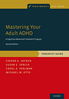 Amazon attention deficit hyperactivity disorder fourth edition mastering your adult adhd a cognitive behavioral treatment program therapist guide treatments fandeluxe Image collections