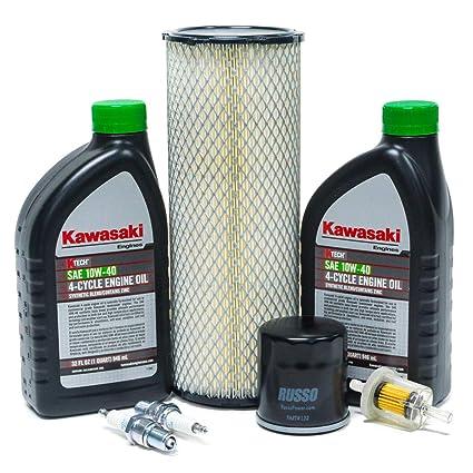 Tune Up Maintenance Kit for Kawasaki FX751V FX801V FX850V Engines  Kawasaki Fx Va Schematic Diagram on