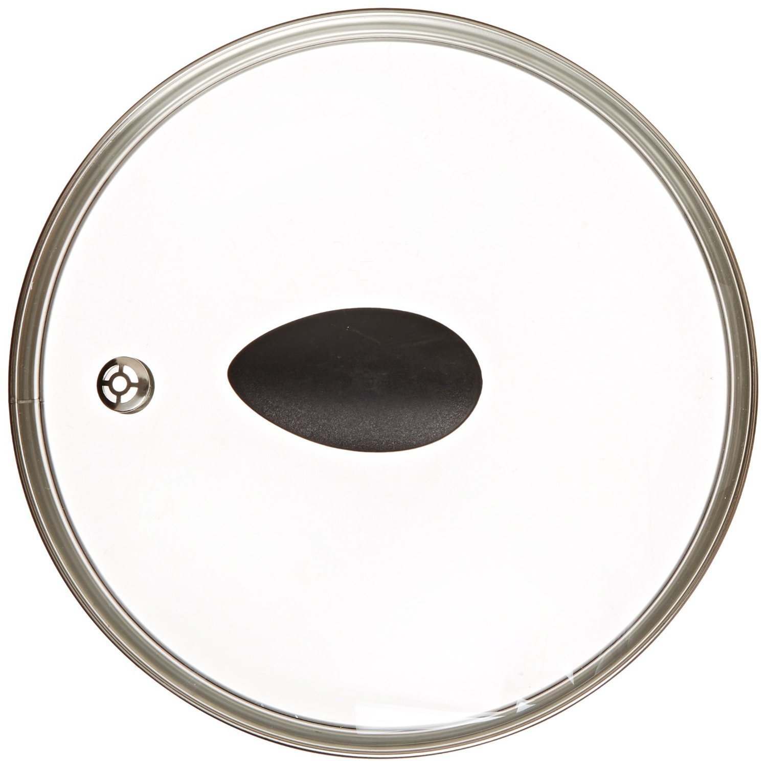 10'' Earth Frying Pan Lid in Tempered Glass, by Ozeri