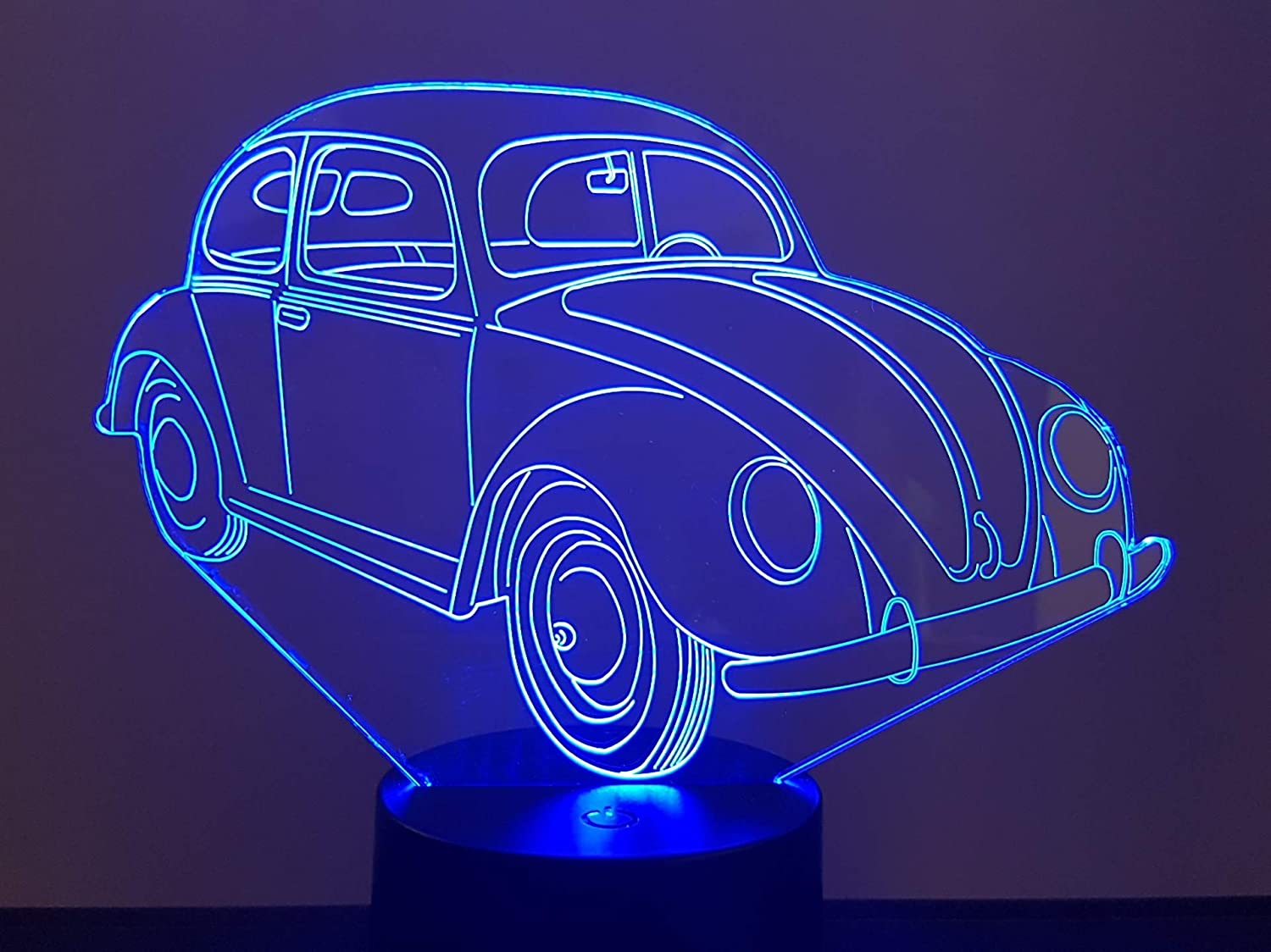 VW-Käfer, 3D-Lampe LED VW-Käfer