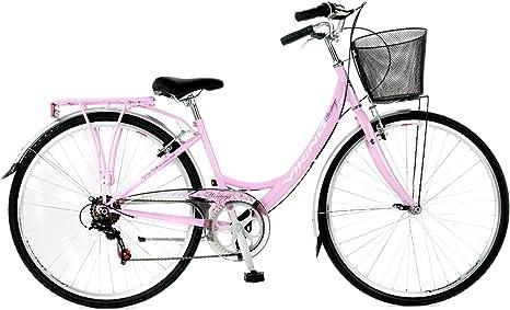 Viking VG207 - Bicicleta para Mujer, 16 in, Color: Amazon.es ...