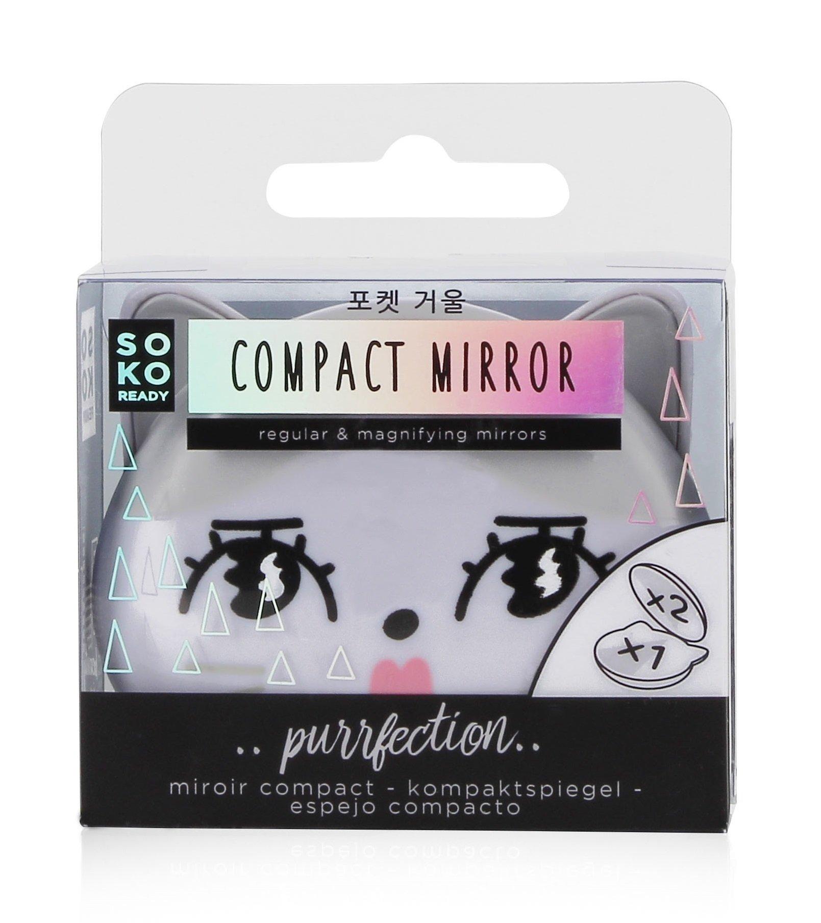 SOKO Ready Compact Pocket Mirror