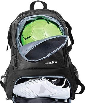 Athletico National Large Soccer Backpack