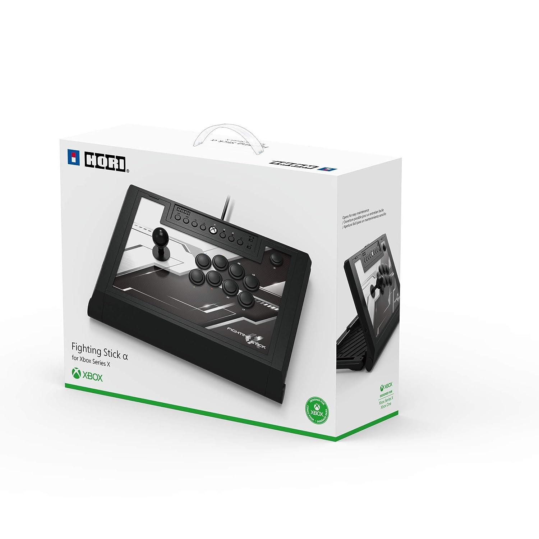 HORI Fighting Stick alpha Designed for Xbox Series X|S