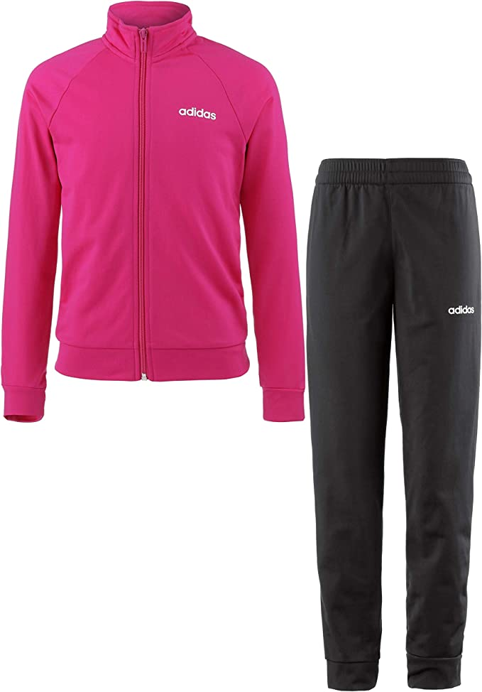 ADIDAS Essential Linear Co Tracksuit Women Joggers SET