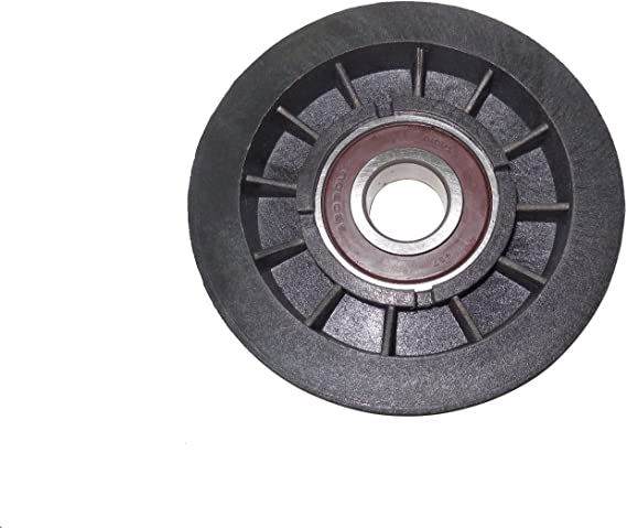 Idler Pulley Kit W//Transmission Drive Belt Fits John Deere 105 108 125 135 145
