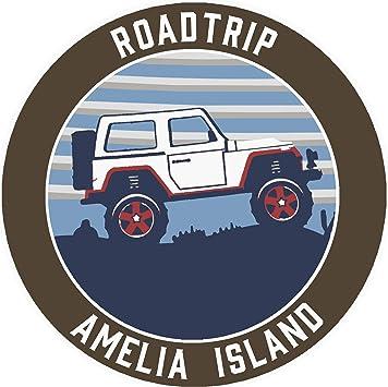 Little Talbot Island State Park Sticker Explore Wanderlust Camping Florida