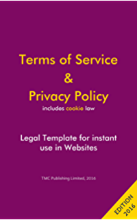 How To Write A Privacy Policy For Your Website Kindle Edition By