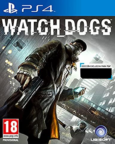 Watch Dogs: playstation 4: Amazon.es: Videojuegos