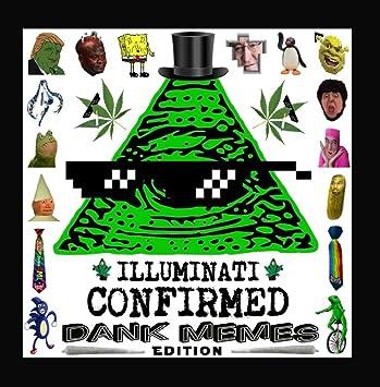 Various Artists - Illuminati Confirmed (Dank Memes Edition