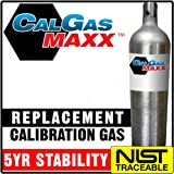 Methane Calibration Gas, Balance Air,