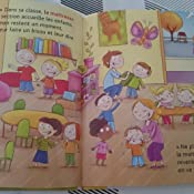 L'école maternelle: Amazon.fr: Stéphanie Ledu, Delphine