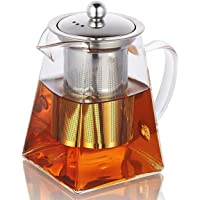 HwaGui - Borosilicate Glass Teapot with Infuser
