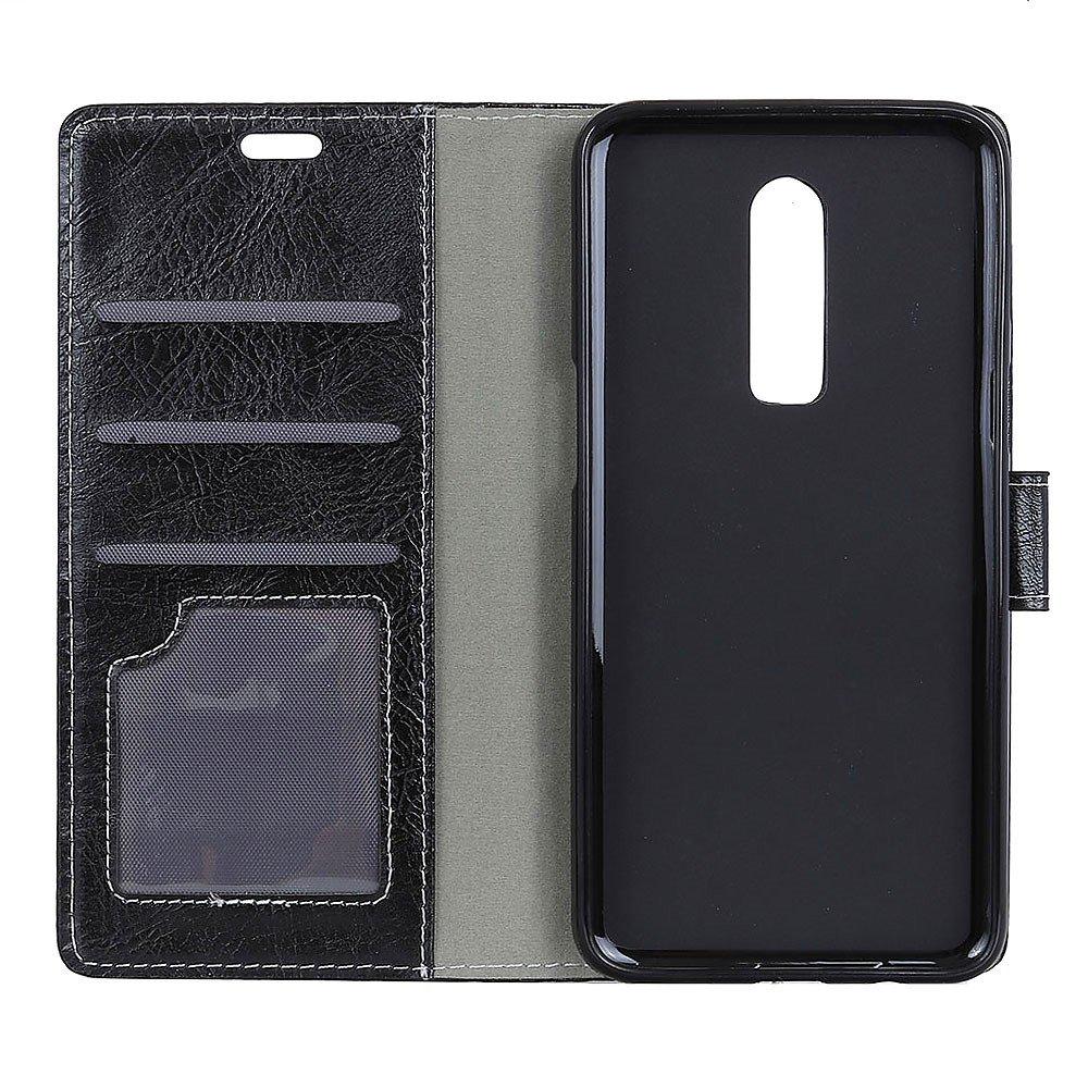 2163df26c92f Amazon.com: Torubia OnePlus 6 Case, OnePlus 6 Leather Wallet Case ...