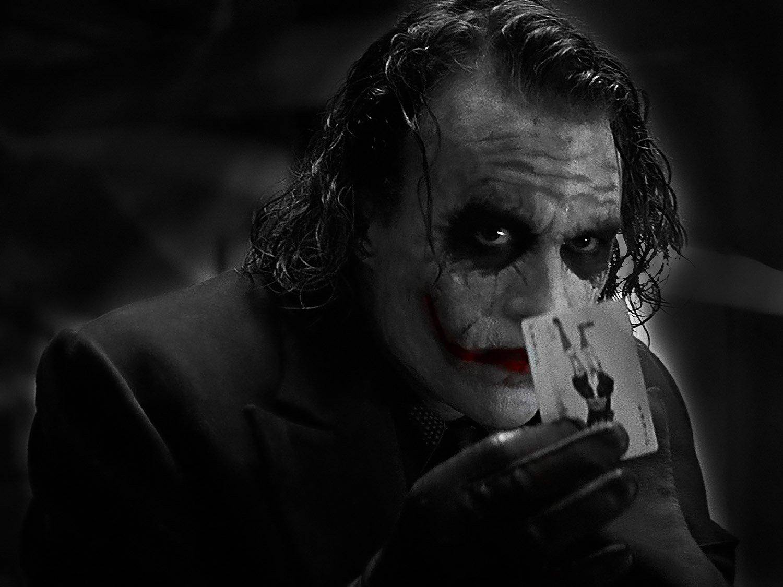 Amazon com joker black white red lips batman poster 13x17 posters prints