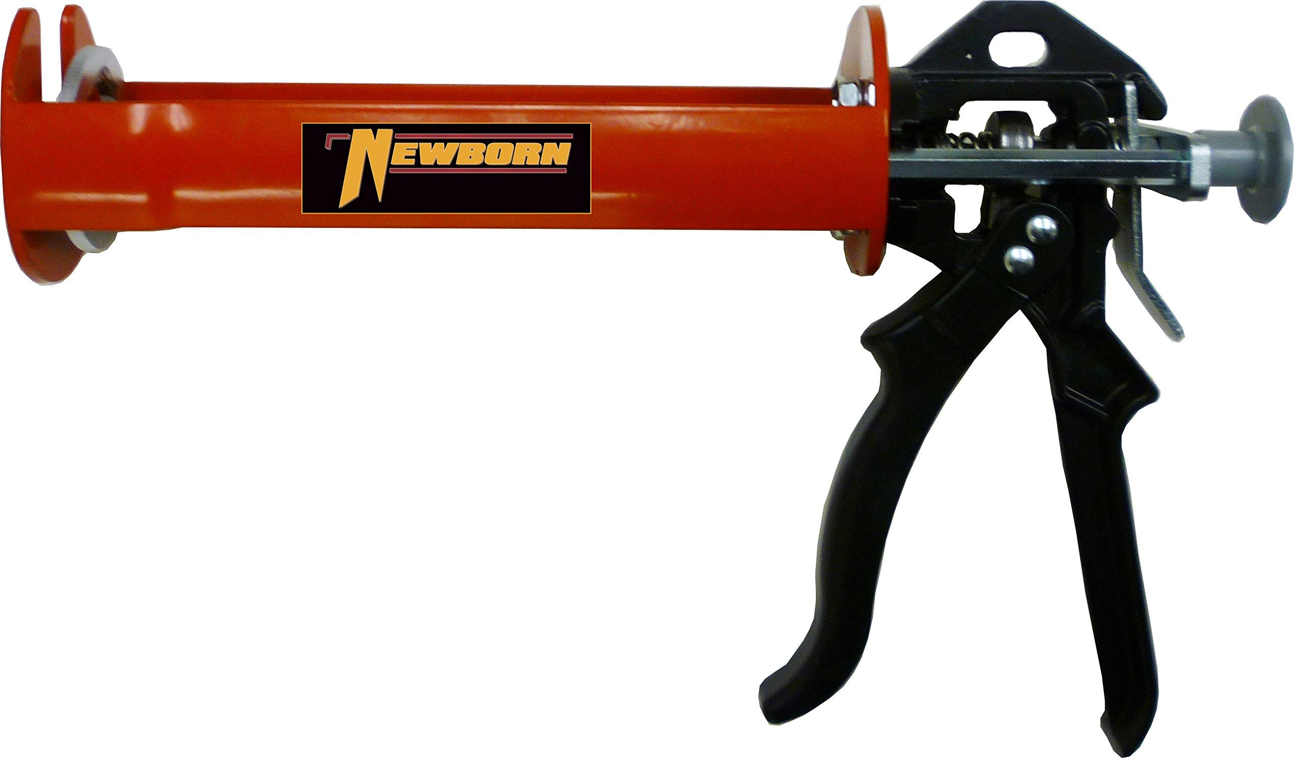 Newborn 385 Coaxial 5:1 Mix Ratio Gun, Used with 3M FIP, 1-Step Firestop Foam